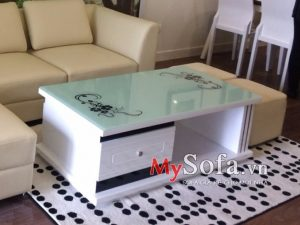 bàn sofa gỗ công nghiệp, bàn sofa hiện đại