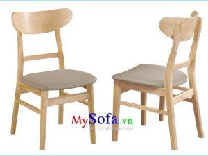 bán lẻ ghế ăn gỗ đẹp giá rẻ