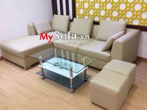 bán sofa da đẹp tại bắc ninh
