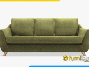 Ghế sofa nỉ văng FB20062 cho phòng khách hiện đại