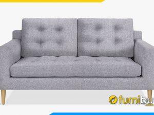 Ghế sofa văng nỉ nhỏ Fb20048