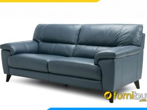 Ghế sofa văng da nhỏ FB20001