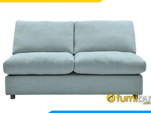 Mẫu sofa văng nỉ mini FB20068