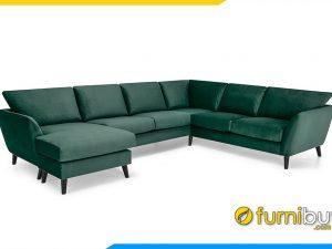 Sofa cho phòng khách rộng FB20191