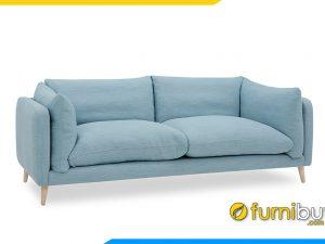 Mẫu sofa văng 2 chỗ ngồi hiện đại FB20075