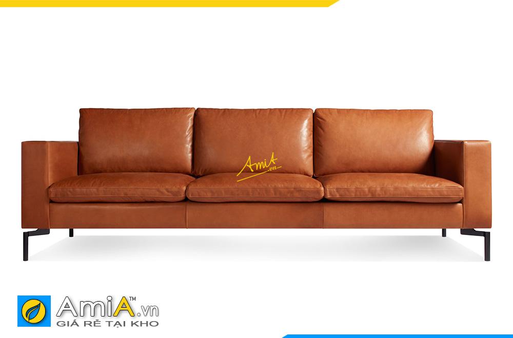 mua sofa văng da công nghiệp giá rẻ